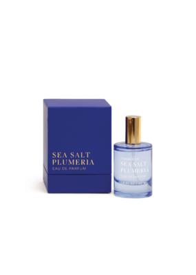 Seasalt & Plumeria Paddywax Boxed Eau De Perfume, 50ml