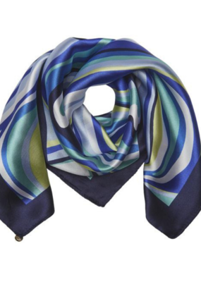 Harlow Scarf Blue