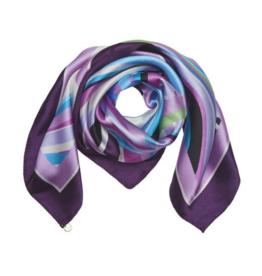 Harlow Scarf Purple