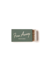 Fire Away Paddywax Matches