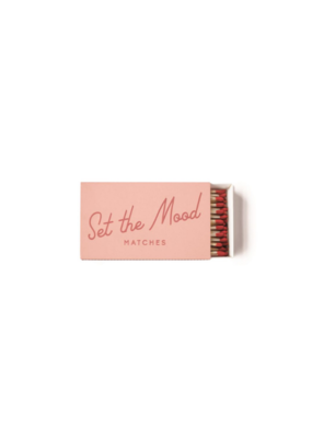 Set The Mood Paddywax Matches