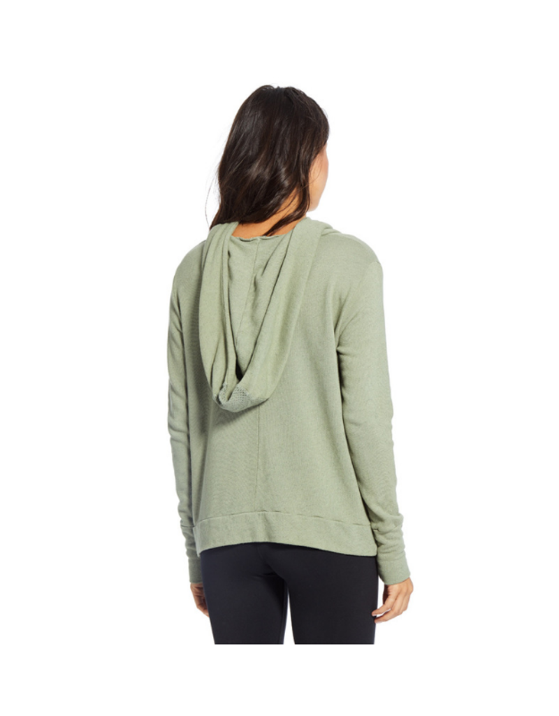 """Goodhyouman good hYOUman Pullover """"Be You"""" in Seagrass"""