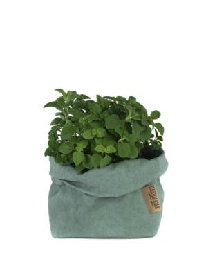 uashmama Uashmama Paper Bag Medium Salvia