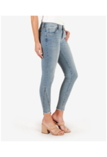 """Kut from the Kloth KUT """"Connie"""" Slim Fit Ankle Skinny with Step Hem in Beautify Wash"""