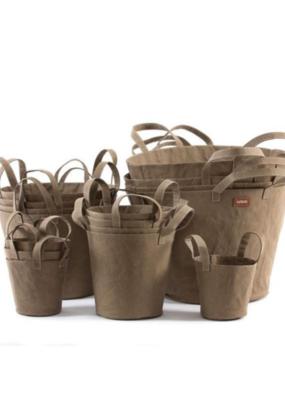uashmama Uashmama  Paniere Paper Bag  Olive S