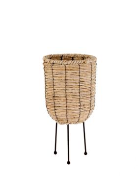 Nala Tripod Basket Planter Large