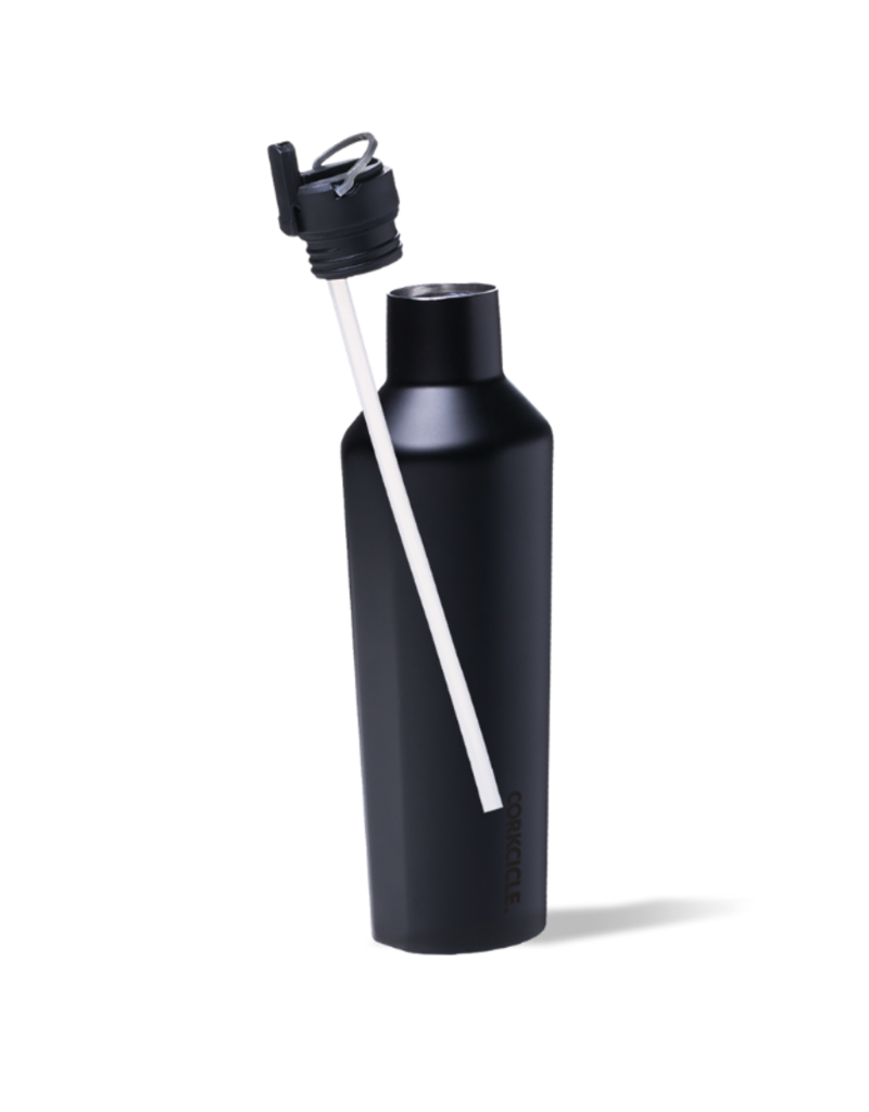 Corkcicle Corkcicle Canteen Cap/Straw, 16oz