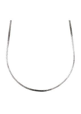 PILGRIM Pilgrim Nancy Chain Silver Plated 45cm