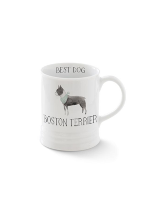 Pet Mug Boston Terrier