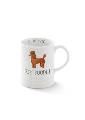 Pet Mug Poodle