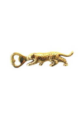 Brass Leopard Opener