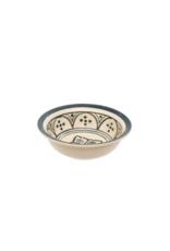 Casablanca Serveware Grey Bowl