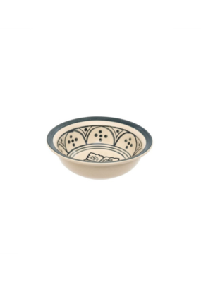 Casablanca Serveware Grey Bowl