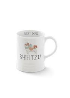 Pet Mug  Shih Tzu