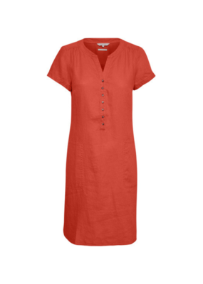 Part Two PART TWO Aminas Dress, Fiery Red
