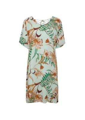 CREAM Dress Cecile Misty Green