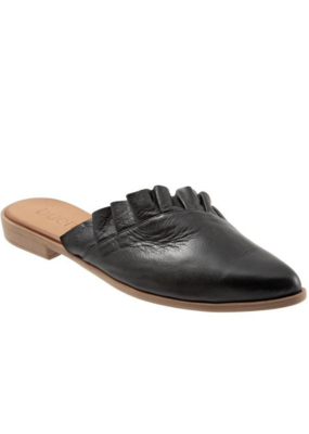 "Bueno Bueno ""Bess"" Mule in Black Leather"