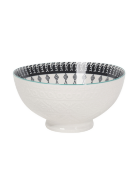 Bowl Embossed Casablanca Cereal