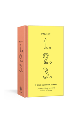 Project 1, 2, 3 Book