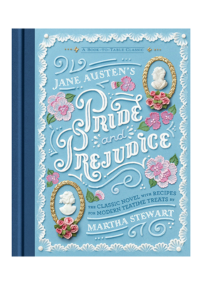 Puffin Plated Pride & Prejudice Cookbook