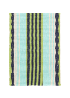 Dash & Albert Dash & Albert Hollis Stripe Cotton Rug