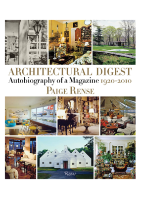 Architectural Digest Book