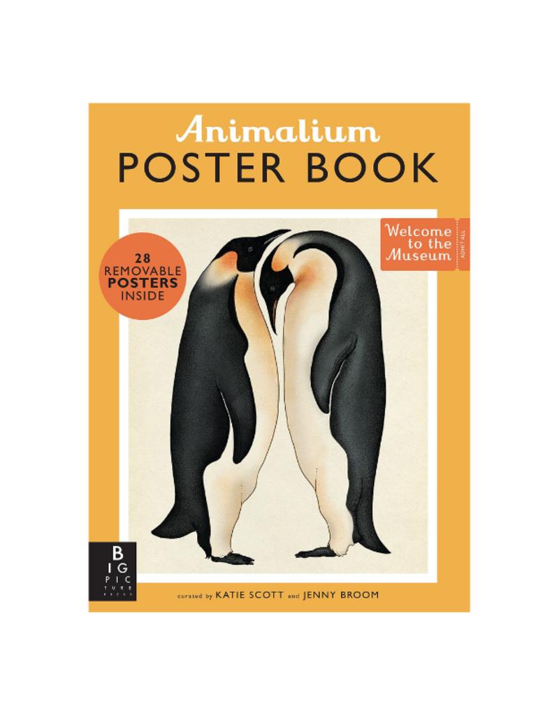 Animalium Poster Book