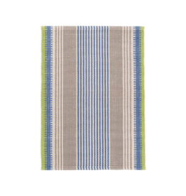 Dash & Albert DASH  Cotton Rug 2x3 York Stripe