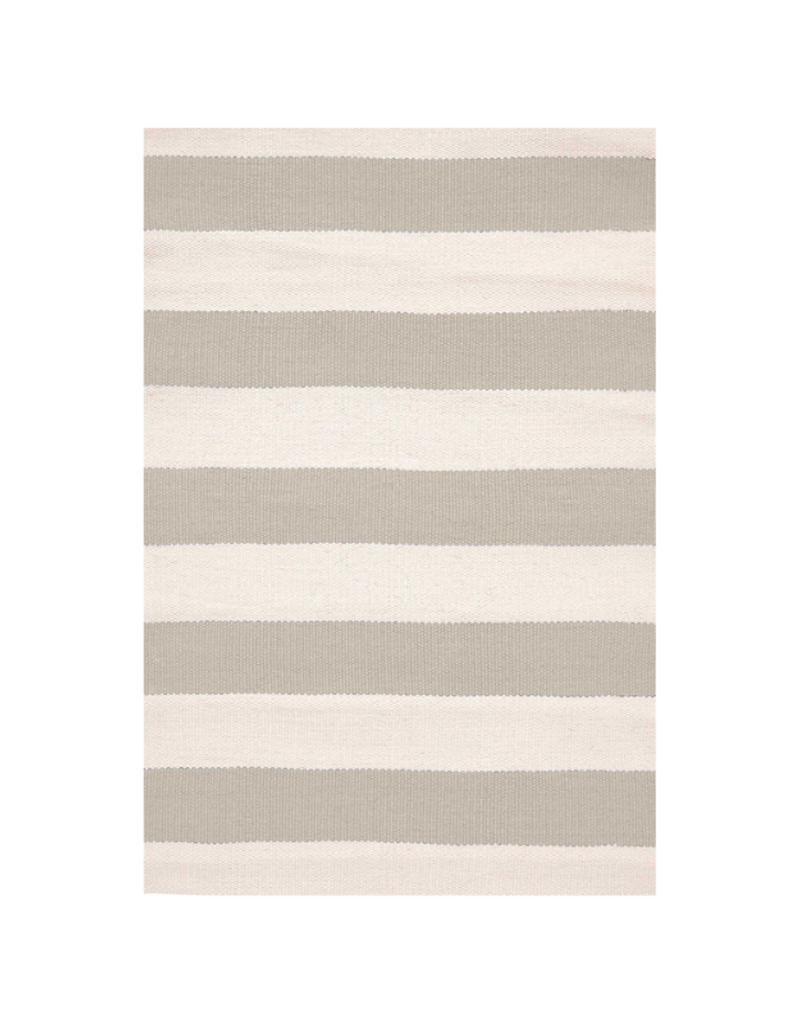Dash Albert Dash Albert Platinum Ivory Catamaran Stripe Indoor Outdoor