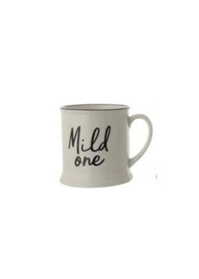 Stoneware Mug Mild One
