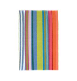 Dash & Albert Dash & Albert Mellie Stripe Cotton Rug 2x3