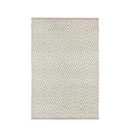 Dash & Albert Dash & Albert Diamond Fieldstone Ivory Indoor/Outdoor 3x5