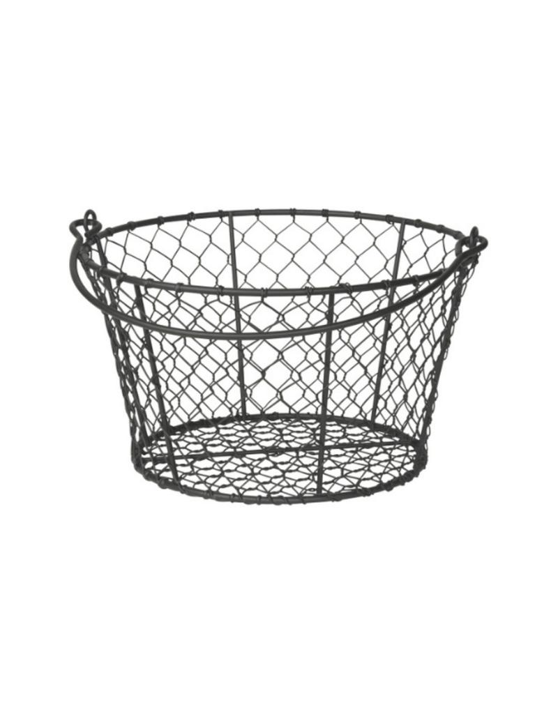 Basket Homestead Black