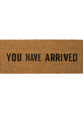 You Have Arrived Doormat