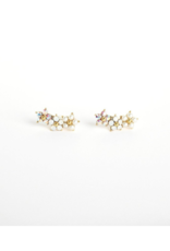 Lover's Tempo LT Floral Climber Earrings