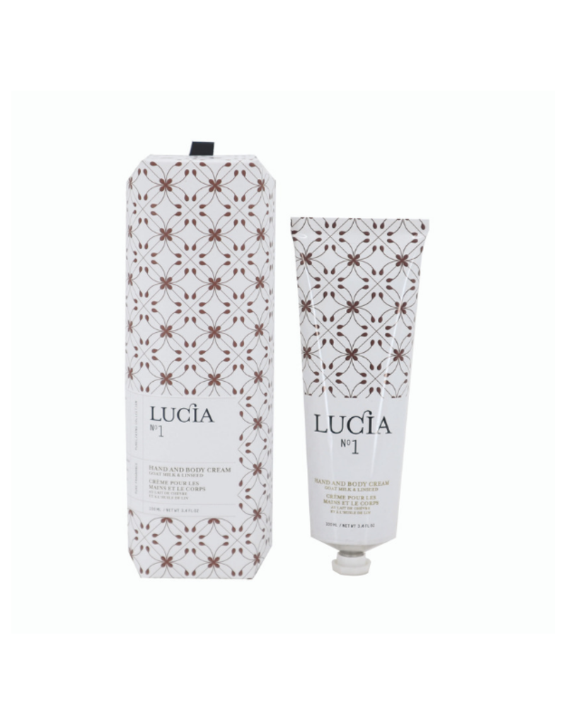 Lucia Hand Cream Goat's Milk and Linseed