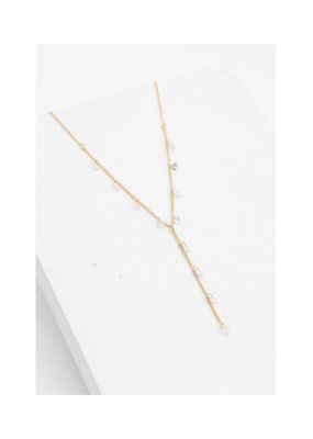 Lover's Tempo Lover's Tempo Constellation Lariat Necklace Gold
