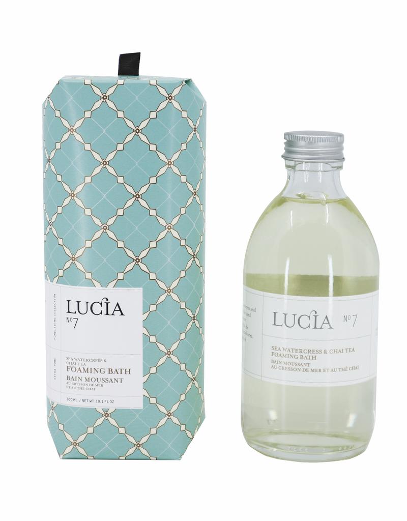 Lucia Lucia Foaming Bath 300ml Watercress & Chai Tea