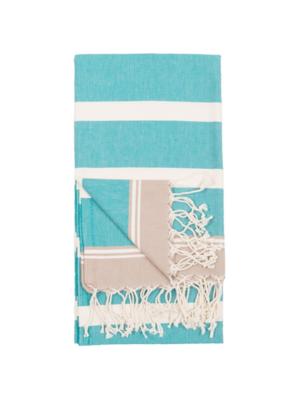 Sello Turkish Body Towel - Sea Blue