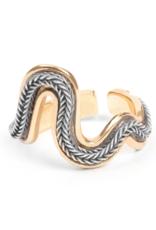 ORI TAO Vibes Curve Ring