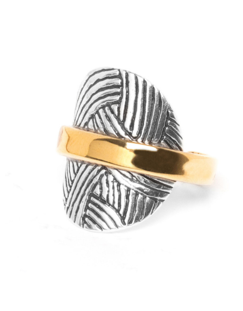 ORI TAO Graff Simple Ring
