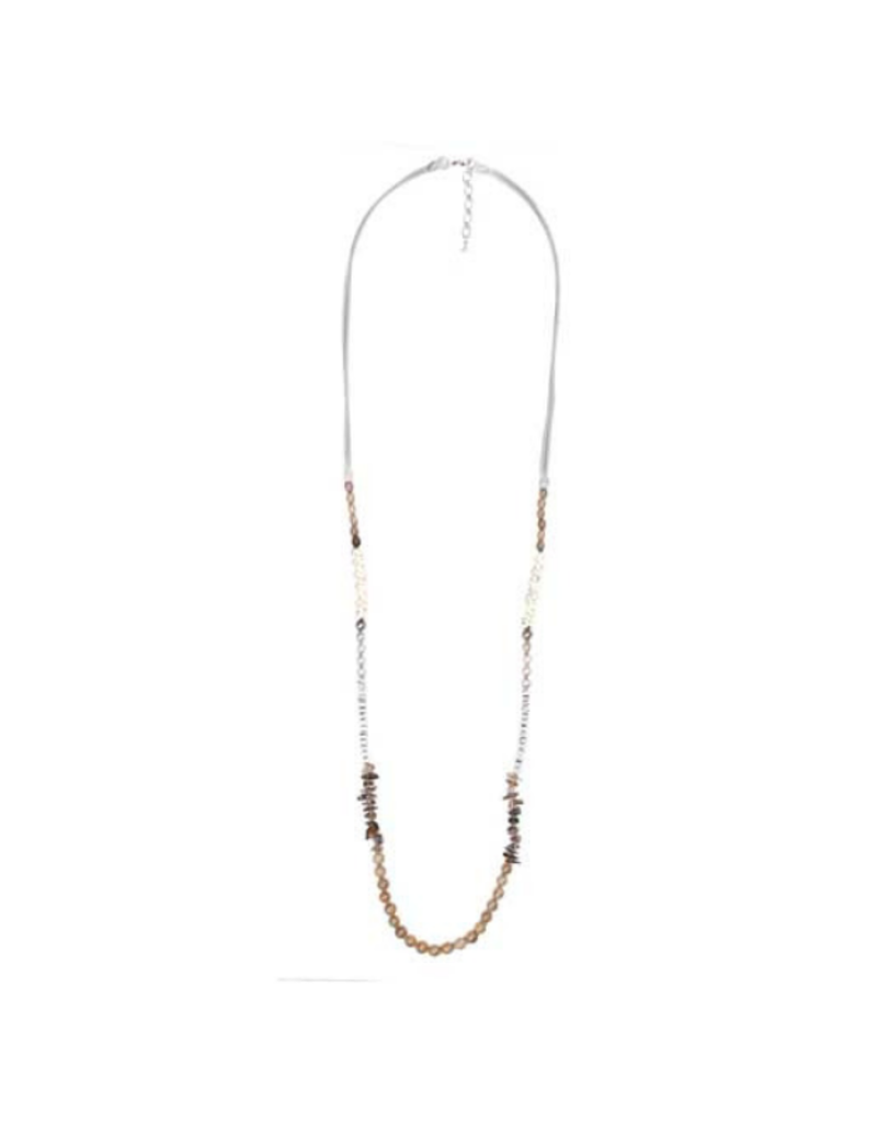 NATURE Fifty Shades Long Necklace