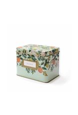 Rifle Paper Co. Citrus Floral Recipe Box