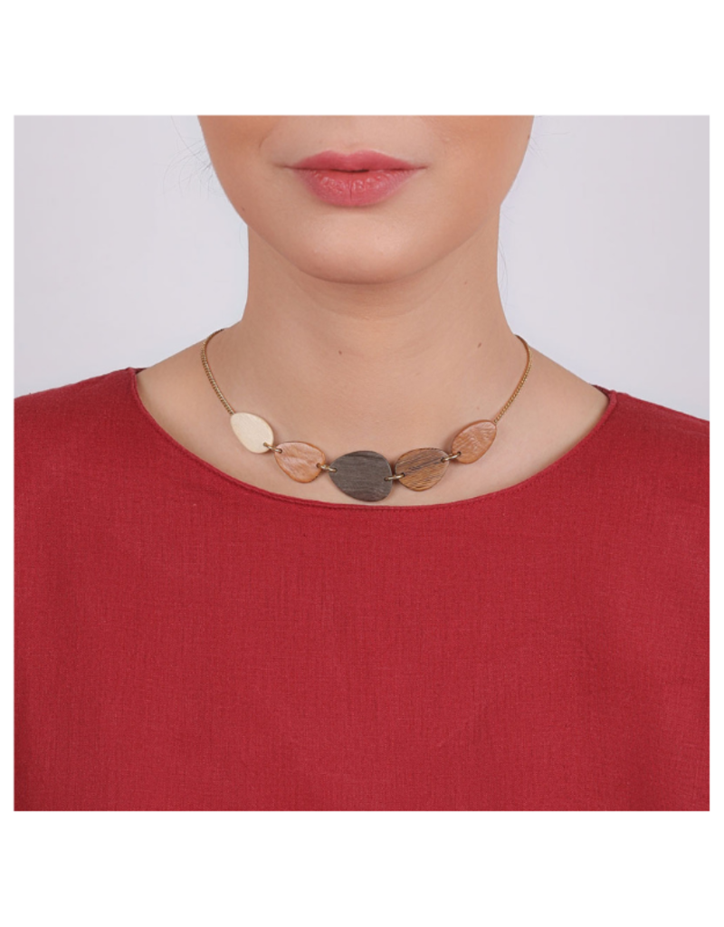 NATURE Chambord Simple Necklace