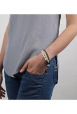 NATURE Sumatra Three Row Bracelet