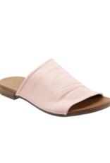 "Bueno Bueno ""Turner"" Slide in Pale Pink Leather Size 36"