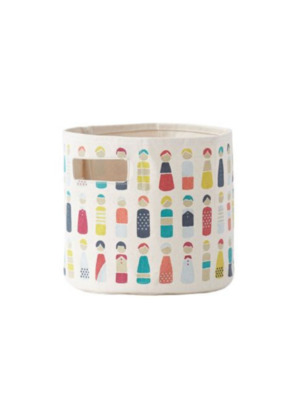 Pehr Designs Little Peeps Bin