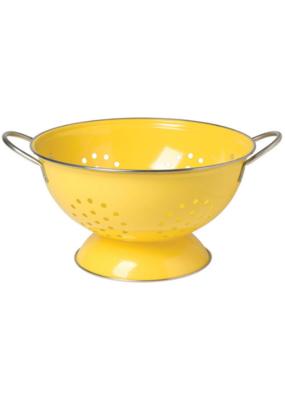 Colander 3qt Lemon