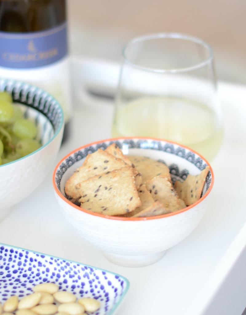 Bowl Embossed Casablanca Dessert
