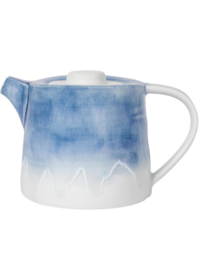 Tempest Teapot Ink Blue